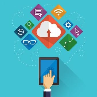 éléments de marketing numériques