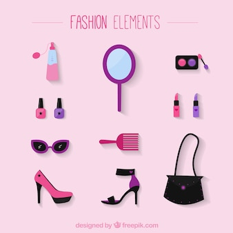 éléments de mode