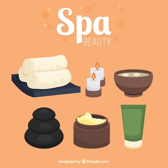 éléments de spa utiles