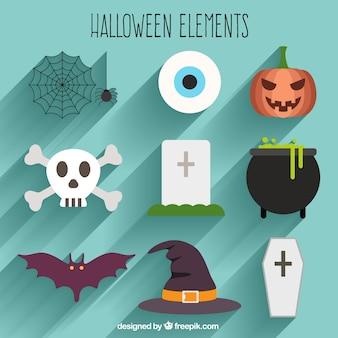Éléments Halloween