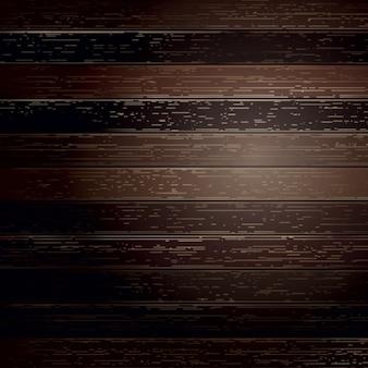 En bois sombre fond de mur de conseil