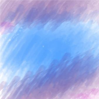 Fond bleu et lilas Blured