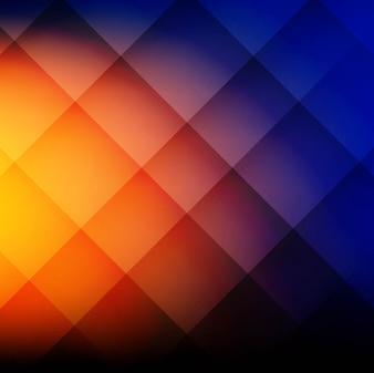 Fond coloré moderne et lumineux