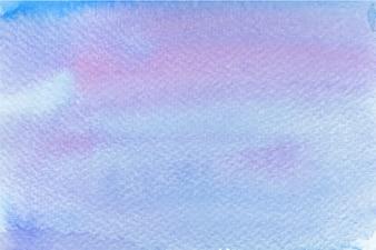 Fond d'aquarelle bleu et violet