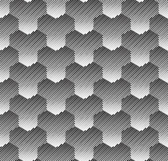 Fond d'écran de la ligne géométrique