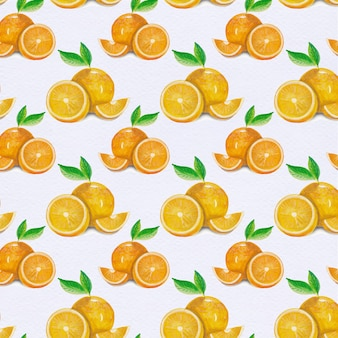 Fond d'écran orange