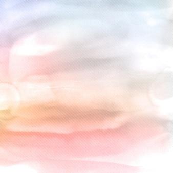 Fond de texture avec effet aquarelle