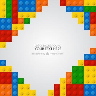 Fond Lego