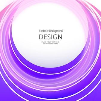 Fond violet moderne
