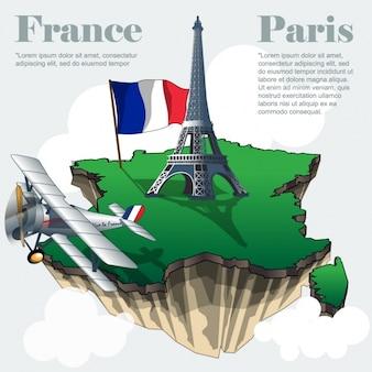 Francia, tourisme
