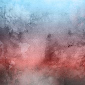 Grunge fond avec une texture d'aquarelle