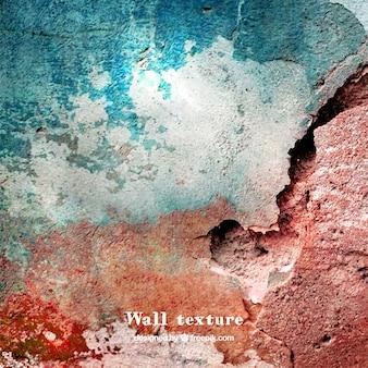 Grungy texture du mur avec de la peinture