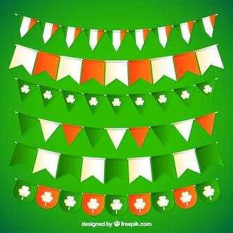 Affiche Pour La Saint Patrick Jour T L Charger Des Vecteurs Gratuitement