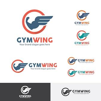Gym Wing Logo