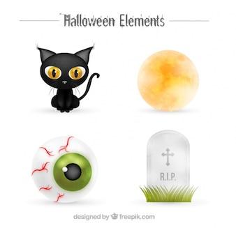 Halloween articles de fête