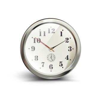 Horloge horaire heure matinale