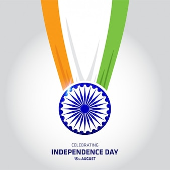Indépendance indienne day background