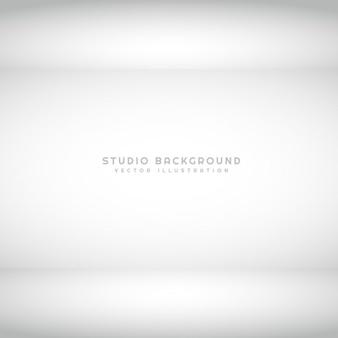 intérieur vide de lumière de studio