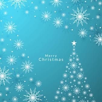 Joyeux Noël belle conception d'arrière-plan