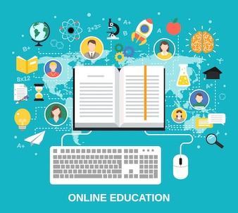 L'éducation en ligne