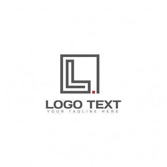 L lettre Logo