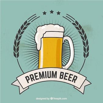 la bière premium