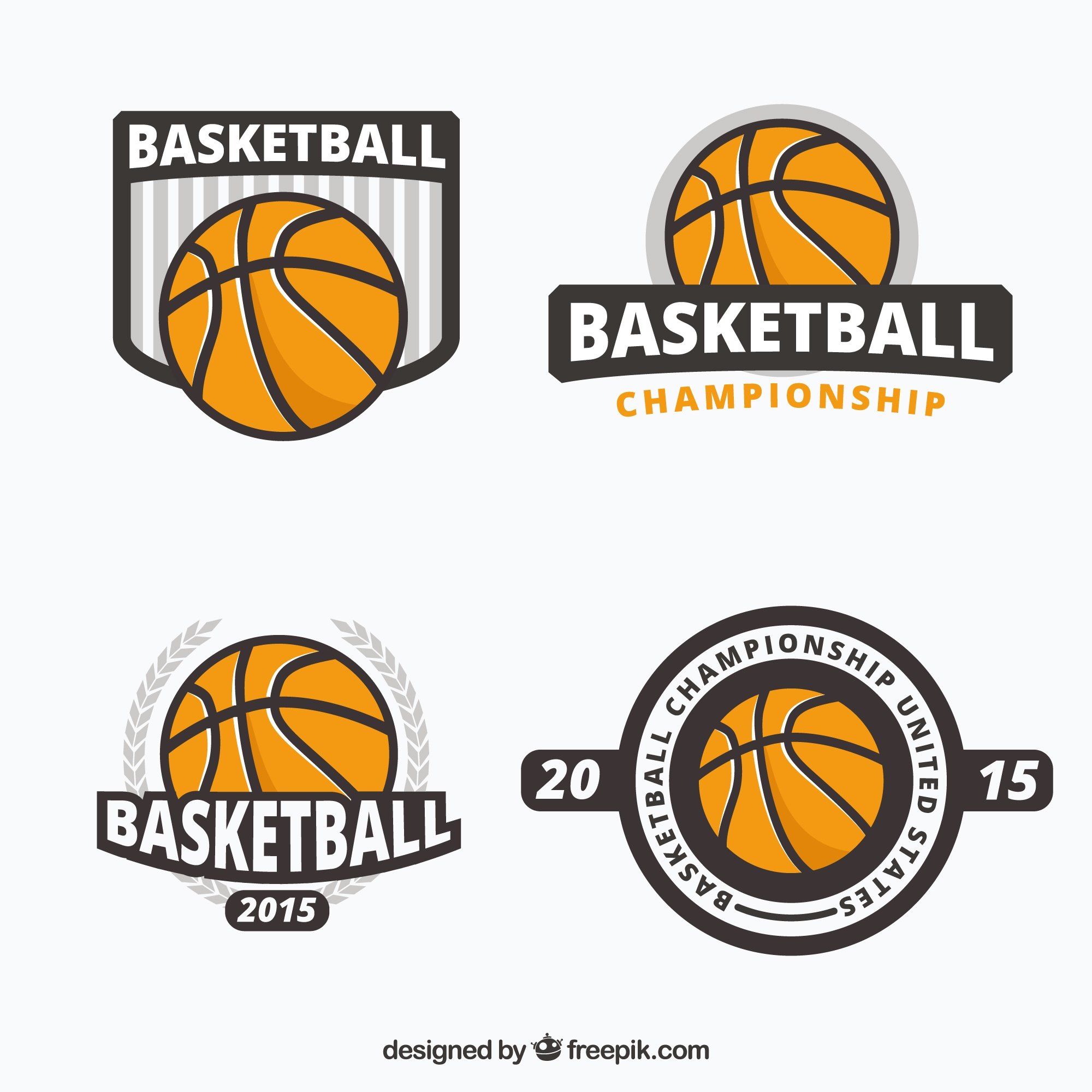 La collecte des badges de basket-ball