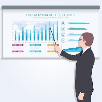 La conception des éléments infographiques