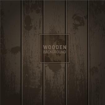 la texture du bois foncé