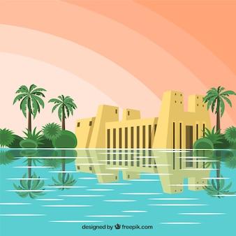 Le temple de Philae, en Egypte