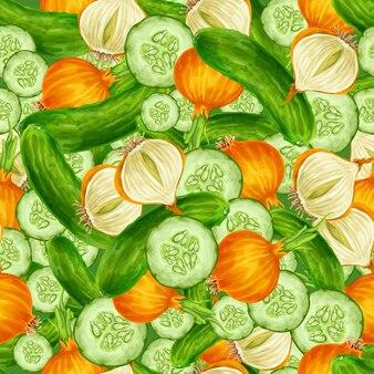 Légumes sans soudure