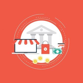 Carte bancaire vecteurs et photos gratuites for Conception de plan en ligne
