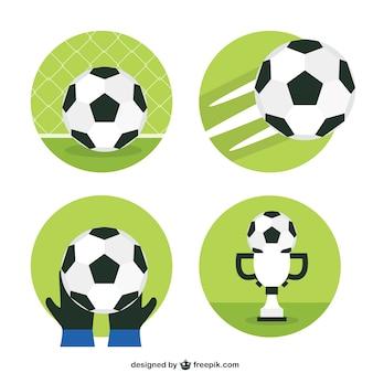 Les ballons de soccer