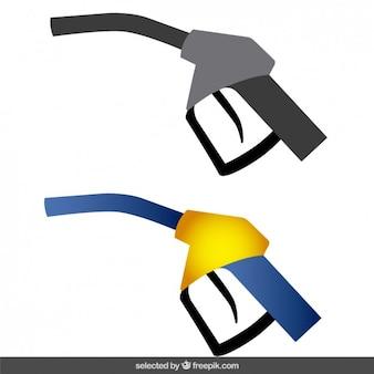 Les pompes à essence