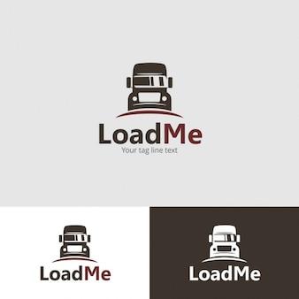 Logistique logo Template