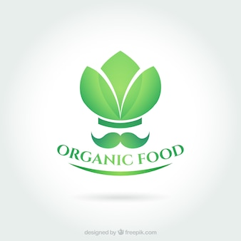 Logo aliments biologiques
