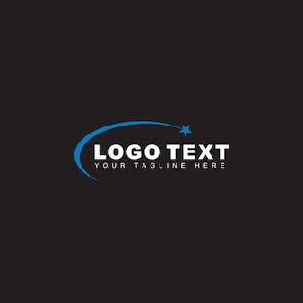 Logo avec étoile