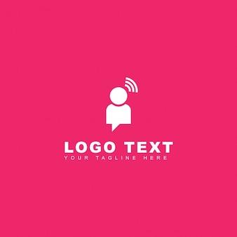 Logo de conversation numérique