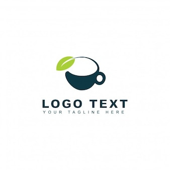 Logo du thé vert