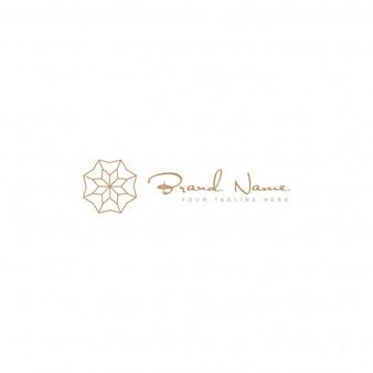 Logo ornemental élégant