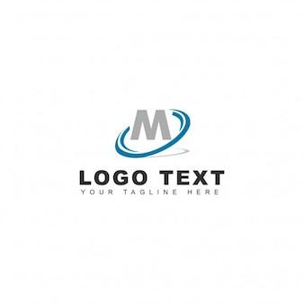 M Logo Lettre