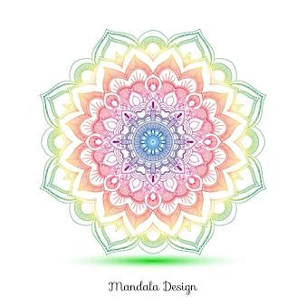 Mandala ornement
