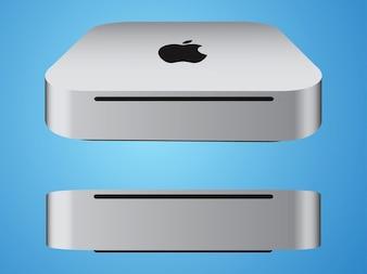Mini mac vecteur