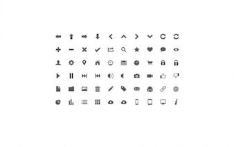 MINI Pack icônes