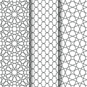 Modèle de géométrie islamique