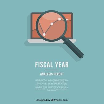 Modèle de l'année fiscale