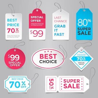 Modèle de liste de prix