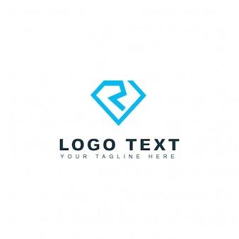 Modèle de logo Rolinstone