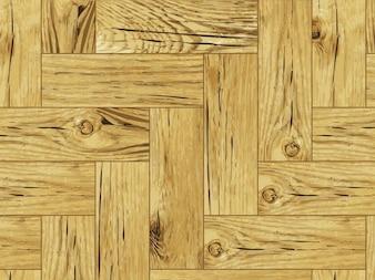 Modèle de vecteur de fond de plancher de bois