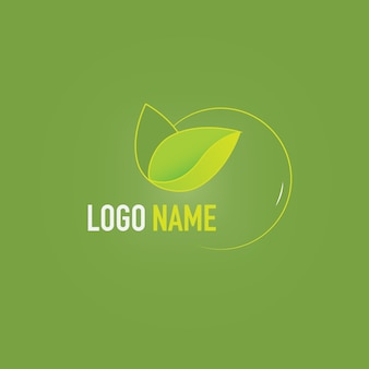 Modèle Eco logo